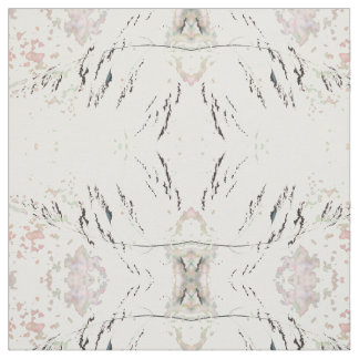Lake Reeds - Cream and muted pastels Fabric