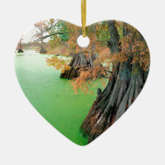 Lake Reelfoot Tennessee Ceramic Ornament