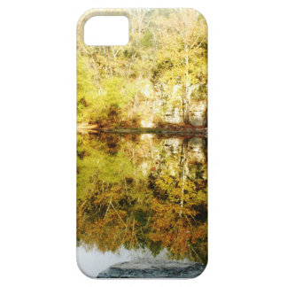 Lake reflection case for the iPhone 5
