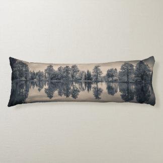 Lake Reflections Body Pillow