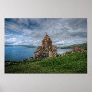 Lake Sevan Poster