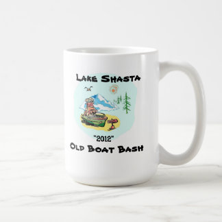 Lake Shasta 2012 Summer Fling Classic White Coffee Mug