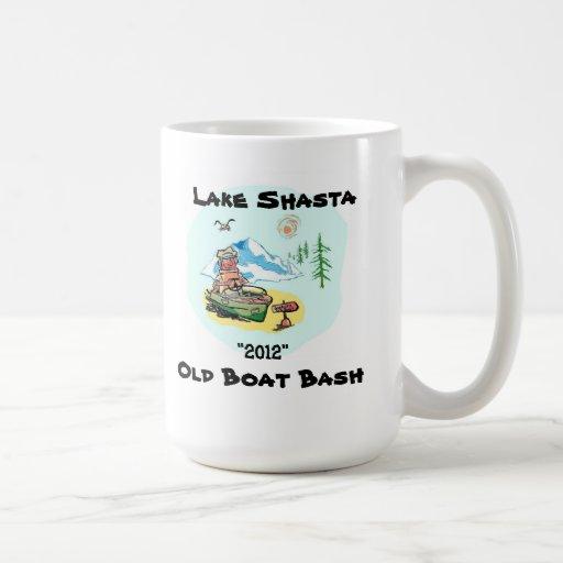 Lake Shasta 2012 Summer Fling Mug