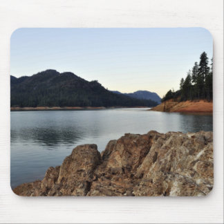 Lake Shasta Mouse Pad