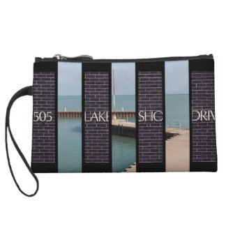 Lake Shore Drive purse Wristlet Purse