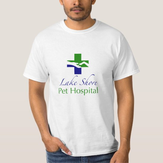 Lake Shore Pet Hospital Alt T-Shirt