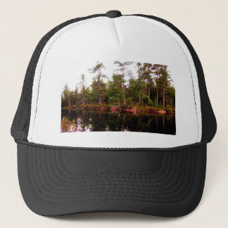 Lake Shoreline St Joseph Island Trucker Hat