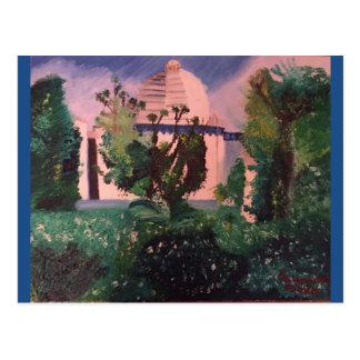 Lake Shrine Postcard