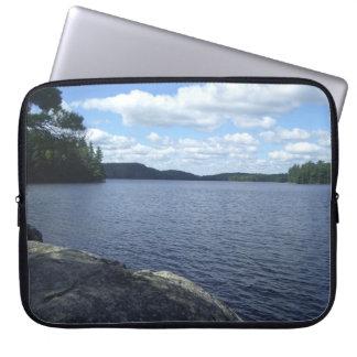 Lake Side - Laptop Sleeve