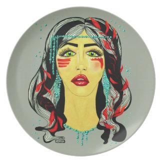 Lake Spirit Dinner Plate