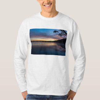 Lake Springfield Autumn Sunrise T-Shirt