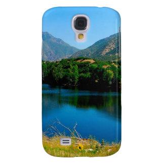 Lake Still And Blue HTC Vivid / Raider 4G Case