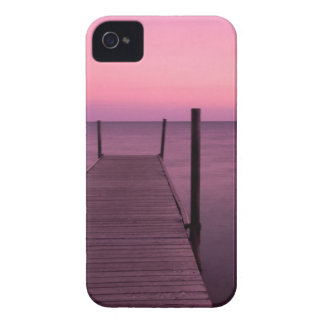 Lake Still Waters Dusk iPhone 4 Case-Mate Case