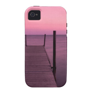 Lake Still Waters Dusk iPhone 4/4S Case