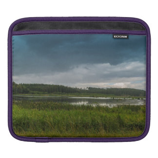 Lake storm sleeves for iPads