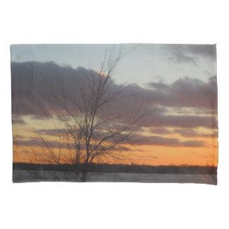 Lake Sunset Pillowcase