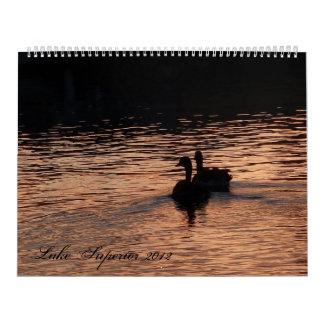 Lake Superior 2013 Calendar