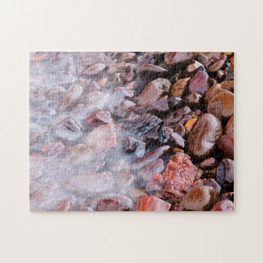 Lake Superior Beach Stones Puzzle