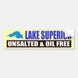 LAKE SUPERIOR BUMPER STICKER