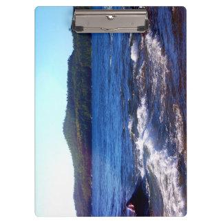 Lake Superior Landscape Clipboard