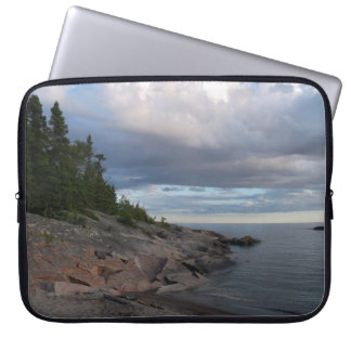Lake Superior Laptop Sleeve