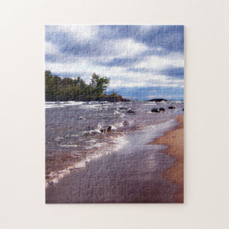 Lake Superior Shoreline Jigsaw Puzzle