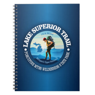 Lake Superior Trail (Hiker C) Notebook