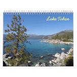 Lake Tahoe 2017 Calendars