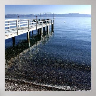 Lake Tahoe 2 Poster