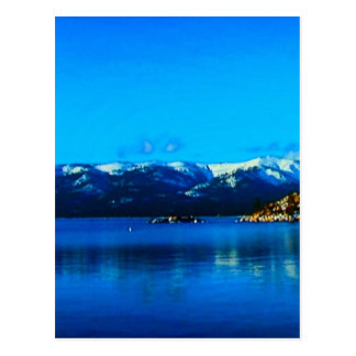 Lake Tahoe Collection Postcard