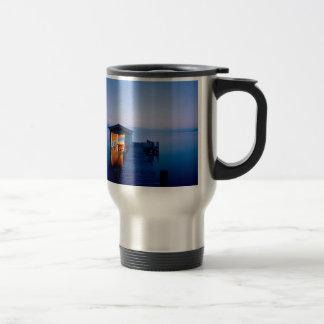 Lake Tahoe Getaway Nevada 15 Oz Stainless Steel Travel Mug