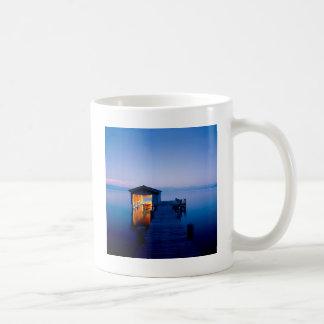 Lake Tahoe Getaway Nevada Basic White Mug