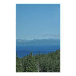 Lake Tahoe Stationery