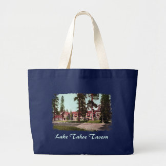 Lake Tahoe Tavern Tote Bag