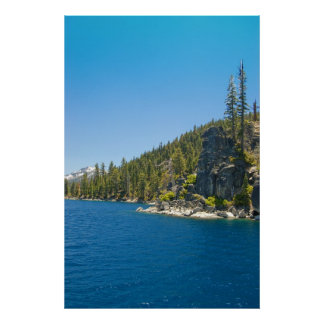 Lake Tahoe West Shore Poster