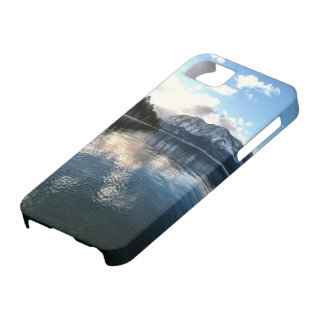 Lake Tahoe Winter Snow iPhone 5 Cases