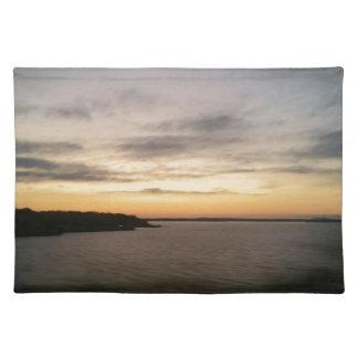 Lake Texoma Sunset Placemat