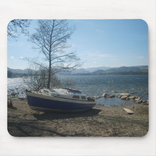 Lake Ullswater Cumbria Mouse Pad
