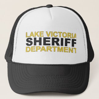 Lake Victoria Sheriff Department Hat