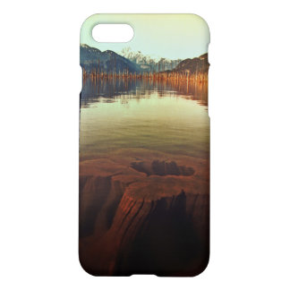 Lake View Custom iPhone 7 Matte Case