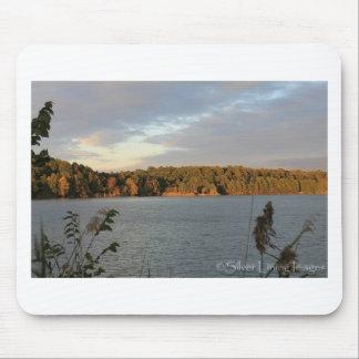 Lake View Mouse Pad