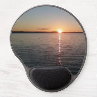 lake view mouse pad