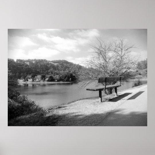 Lake View Print