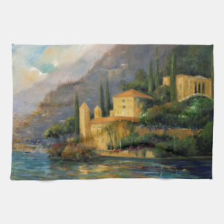 Lake Villa Hand Towel