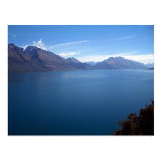 Lake Wakatipu Postcard