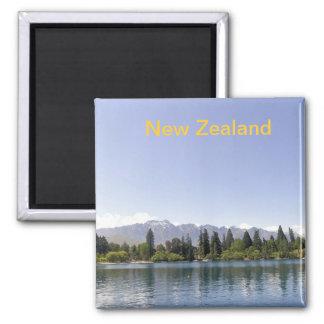 Lake Wakatipu Queenstown New Zealand Magnet