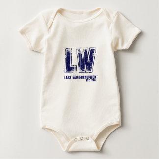 Lake Wallenpaupack est 1927 Baby Bodysuit