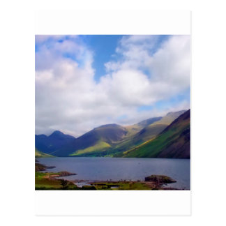 Lake Wastwater District Postcard
