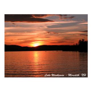Lake_Waukewan_postcard Postcard