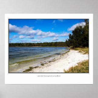 Lake Weir Poster